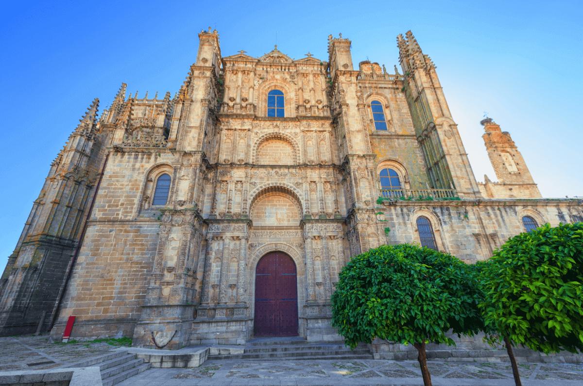Las dos catedrales de Plasencia (Cáceres)