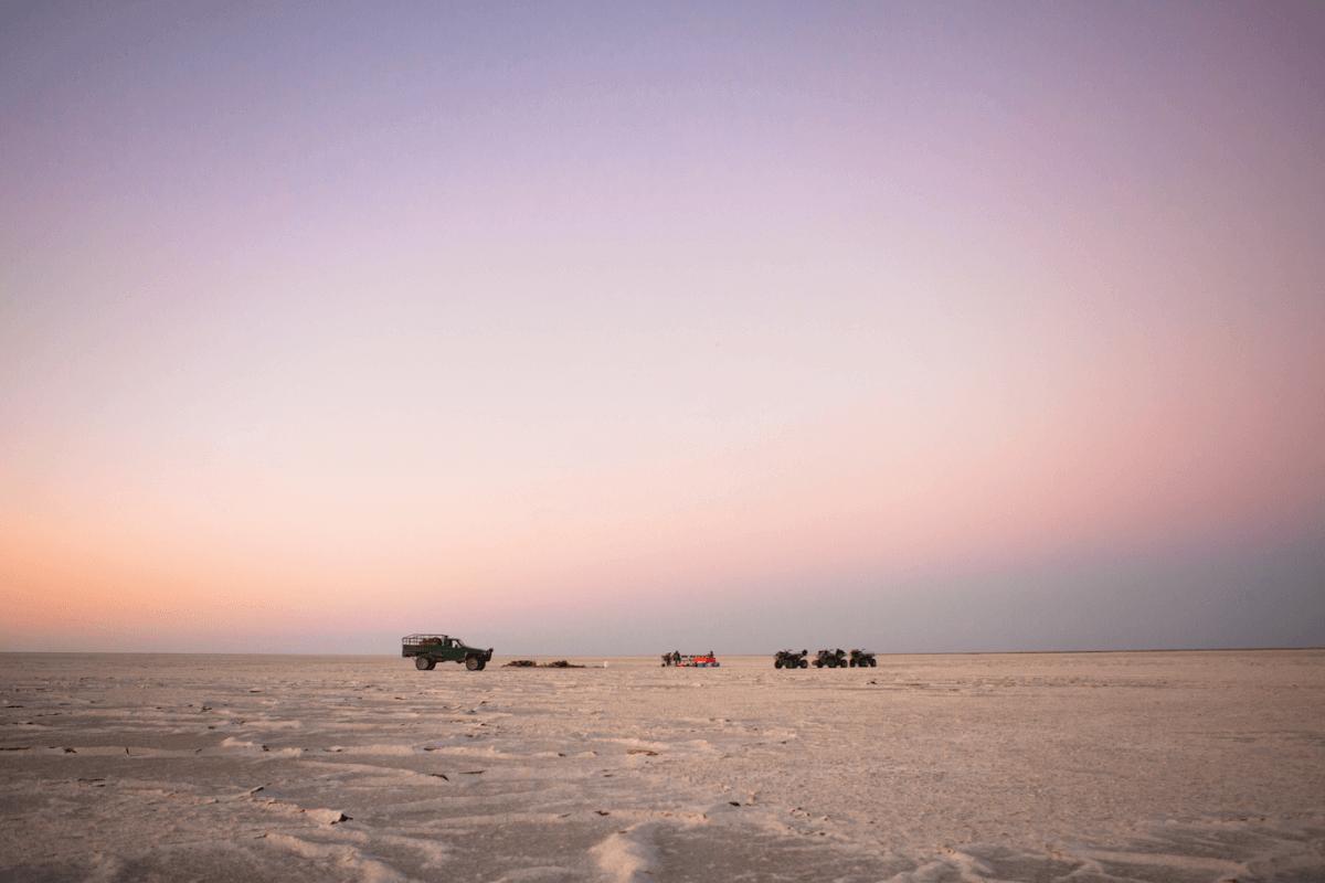 Pan de Magkgadikgadi