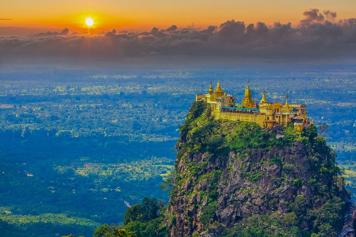 Monte Popa (Birmania)