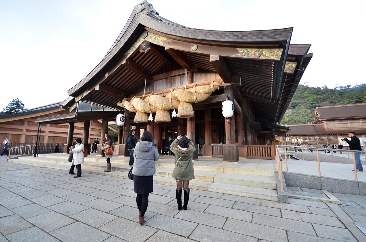 Izumo Taisha (Japón)