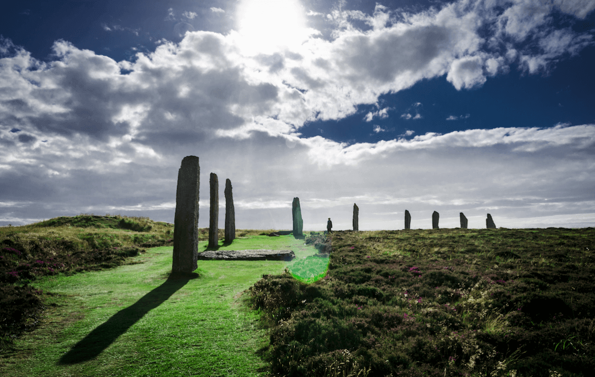Anillo de Brodgar (Escocia, Reino Unido)