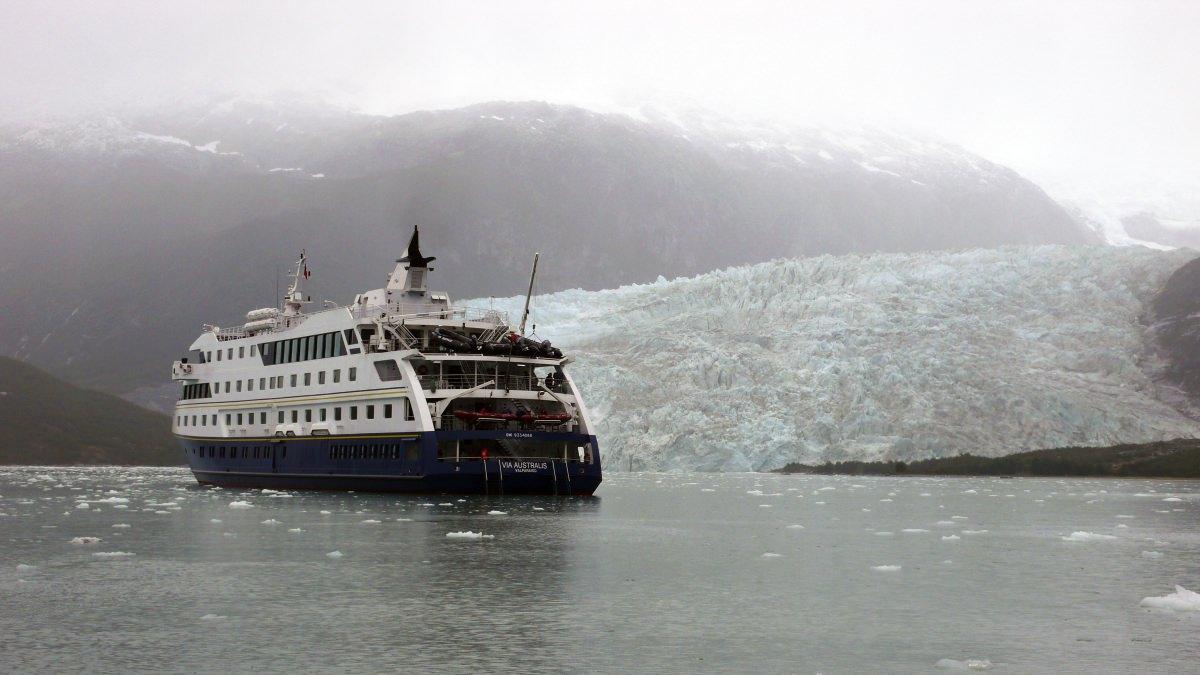 Un crucero de Punta Arenas a Ushuaia