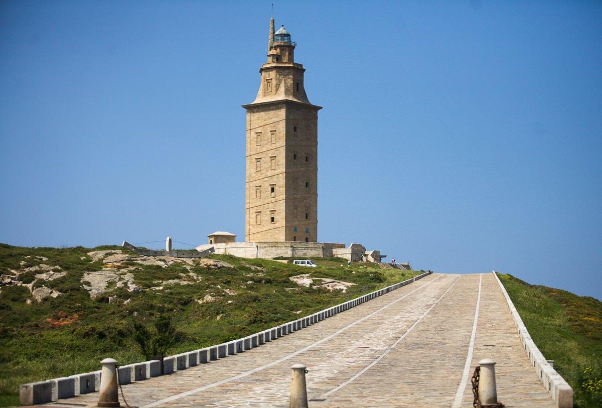 Torre de Hércules (Coruña)