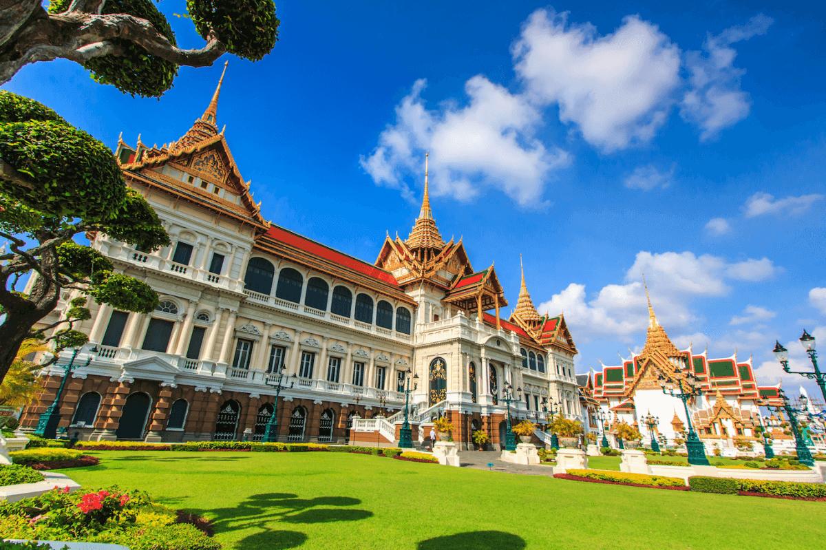 Palacio Real y templo del Buda Esmeralda