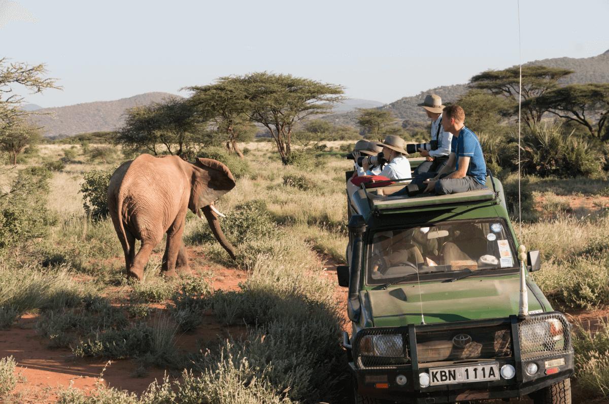 Reserva nacional de Samburu