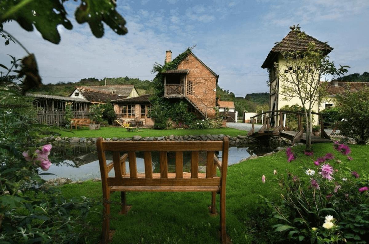 Turismo rural en Stara Kapela