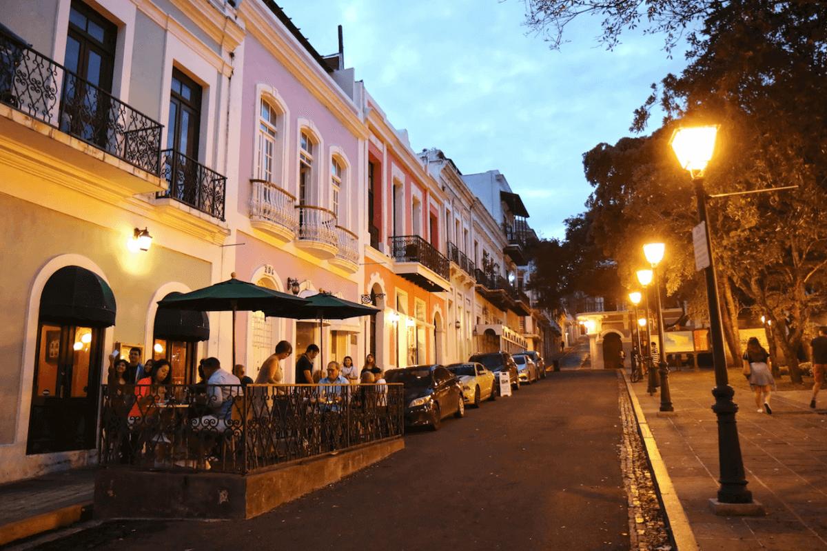 El Viejo San Juan (Puerto Rico)