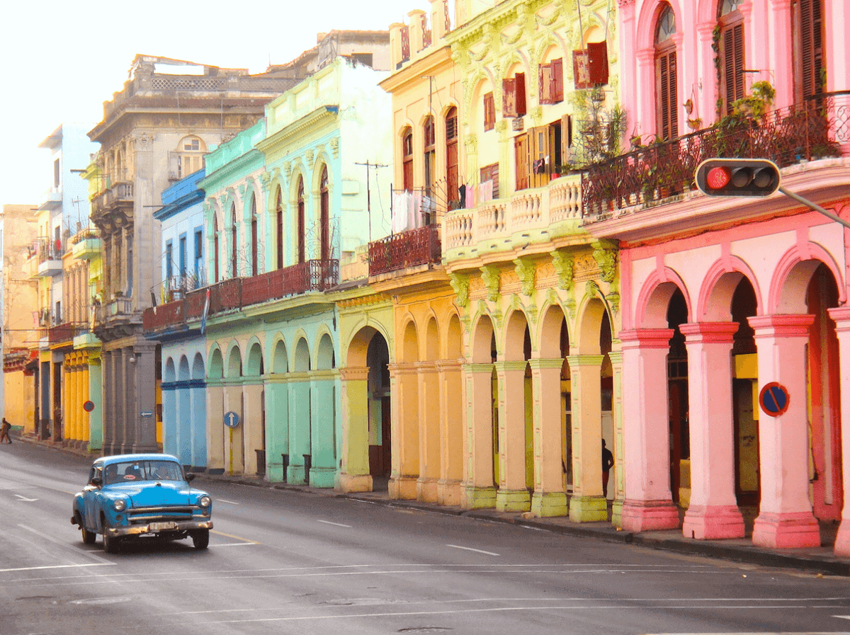 La Habana Vieja (Cuba)