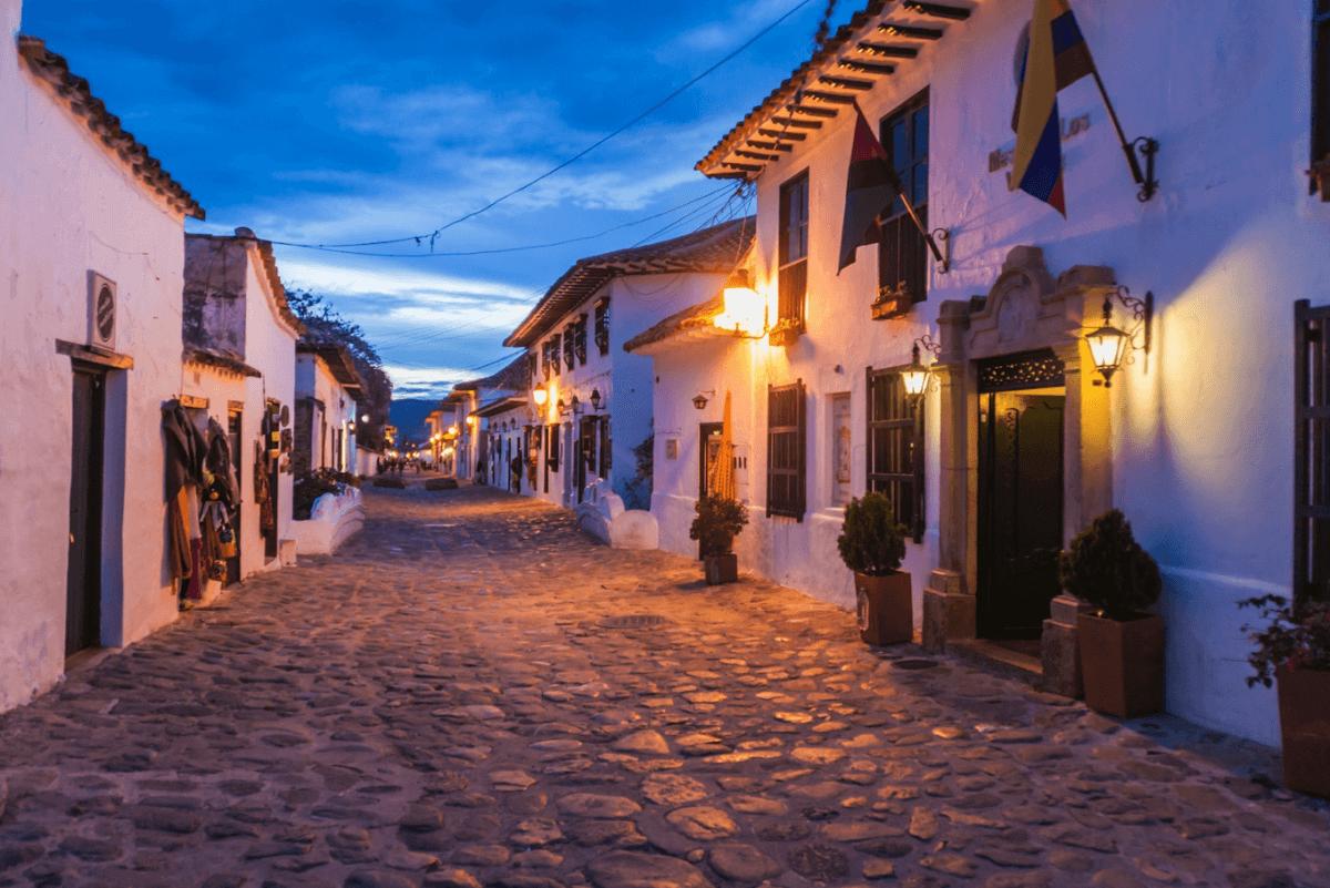 Villa de Leyva (Colombia)