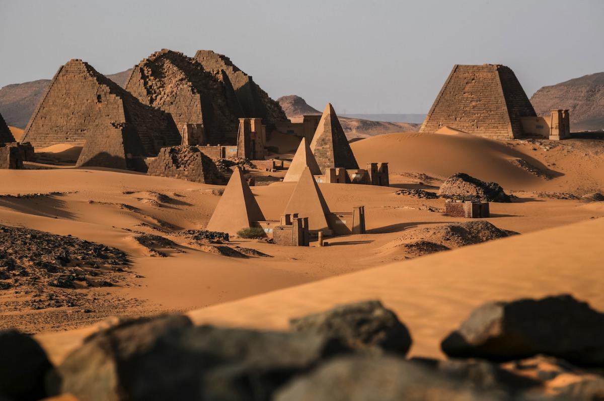 Meroe y Napata (Sudán)