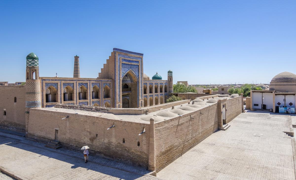 Madrasa Mohammed Rakhim Khan