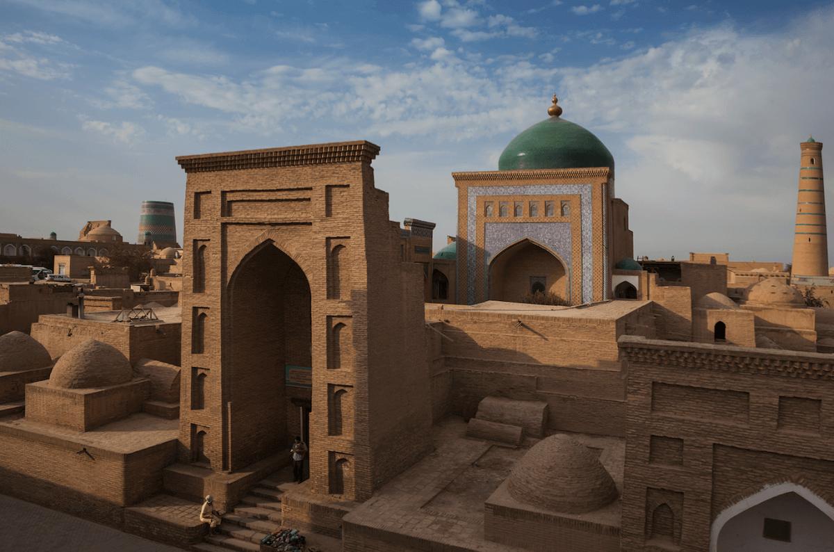Mausoleo Pajlavan Mahmud