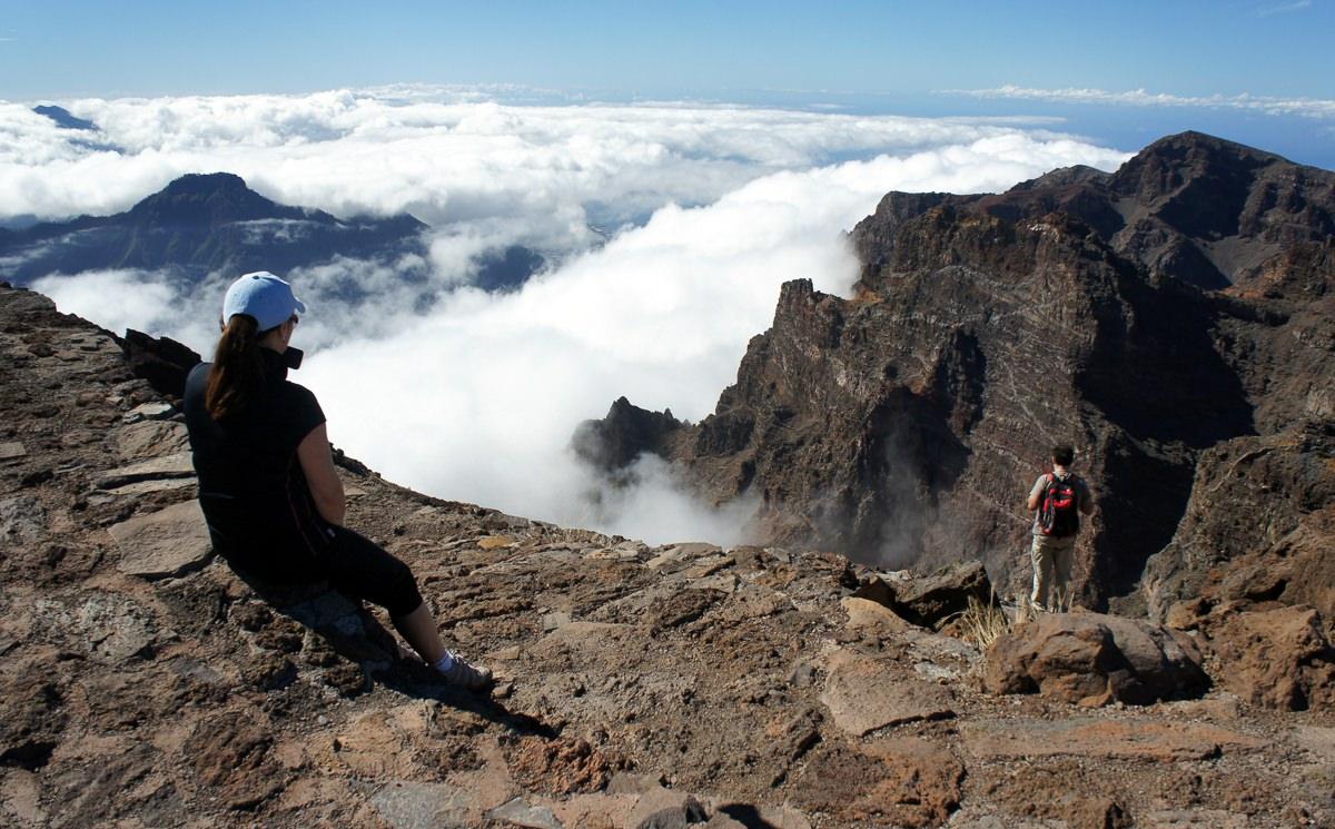 Caldera de Taburiente (Canarias)