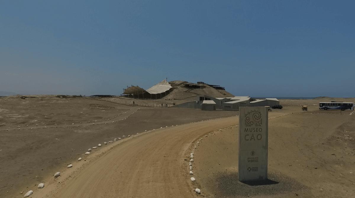 Complejo arqueológico El Brujo