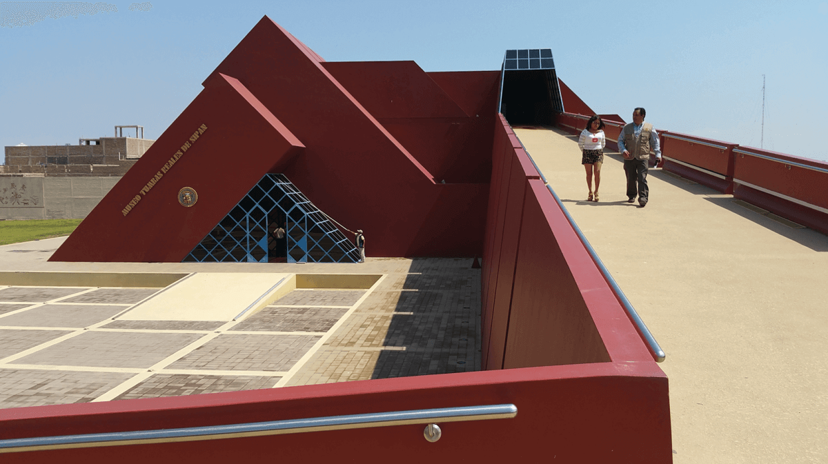 Museo de las Tumbas Reales de Sipán