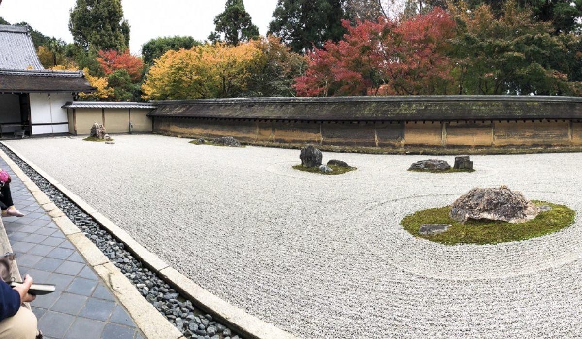Ryoanji (Jardín de Piedra)