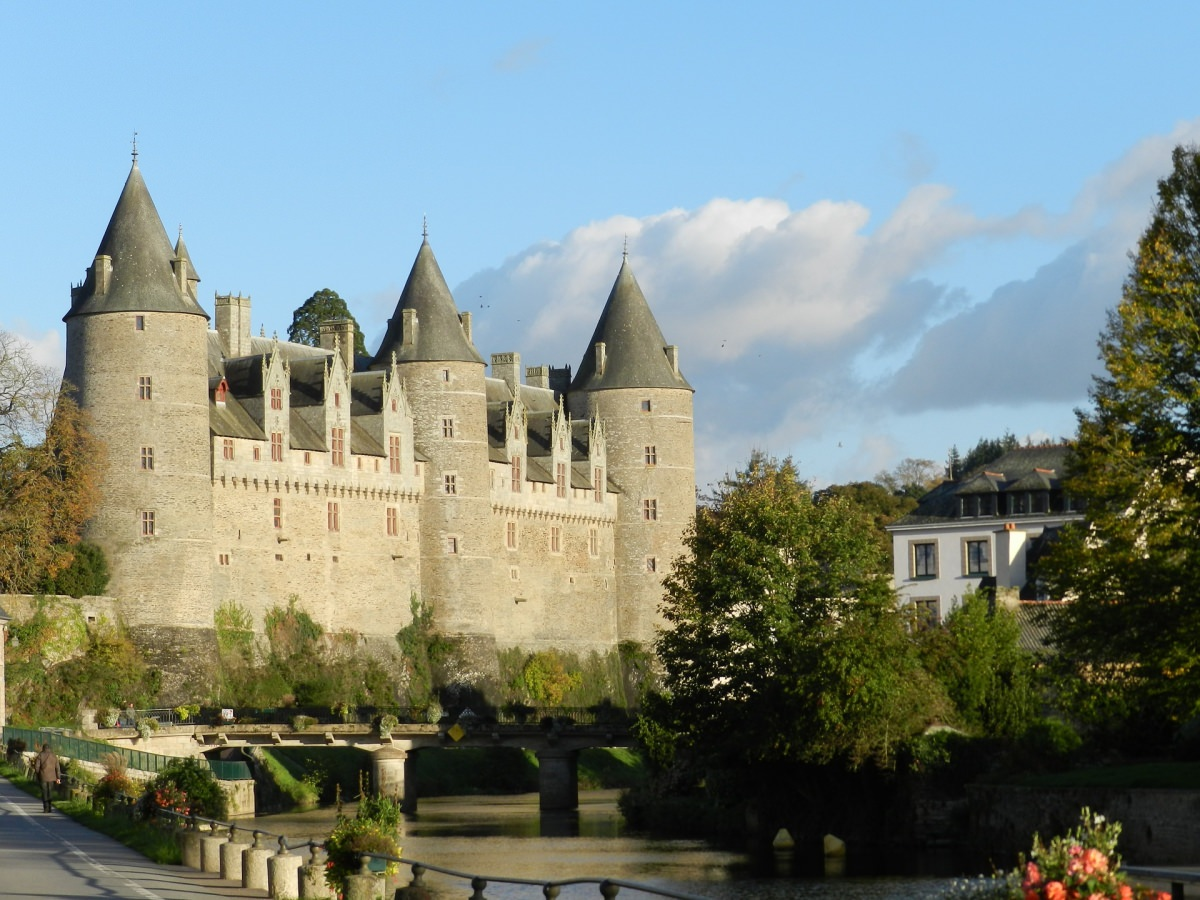 Castillo de Josselin