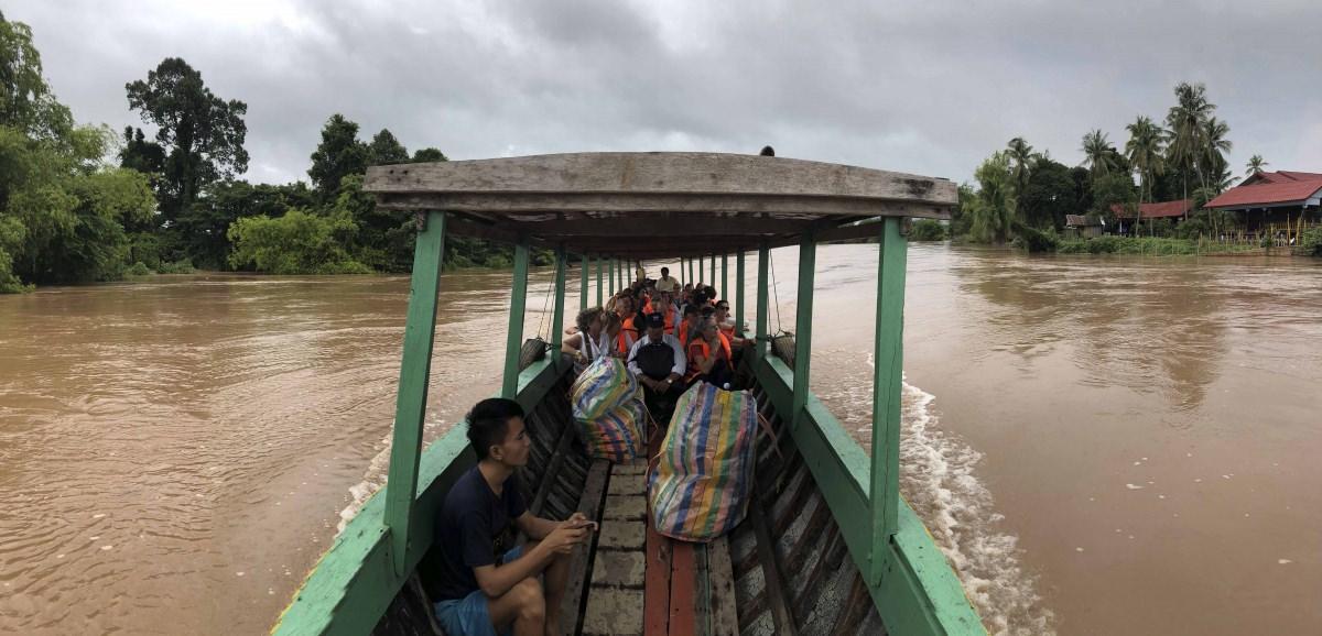 Si Phan Don - 4.000 islas (Laos)