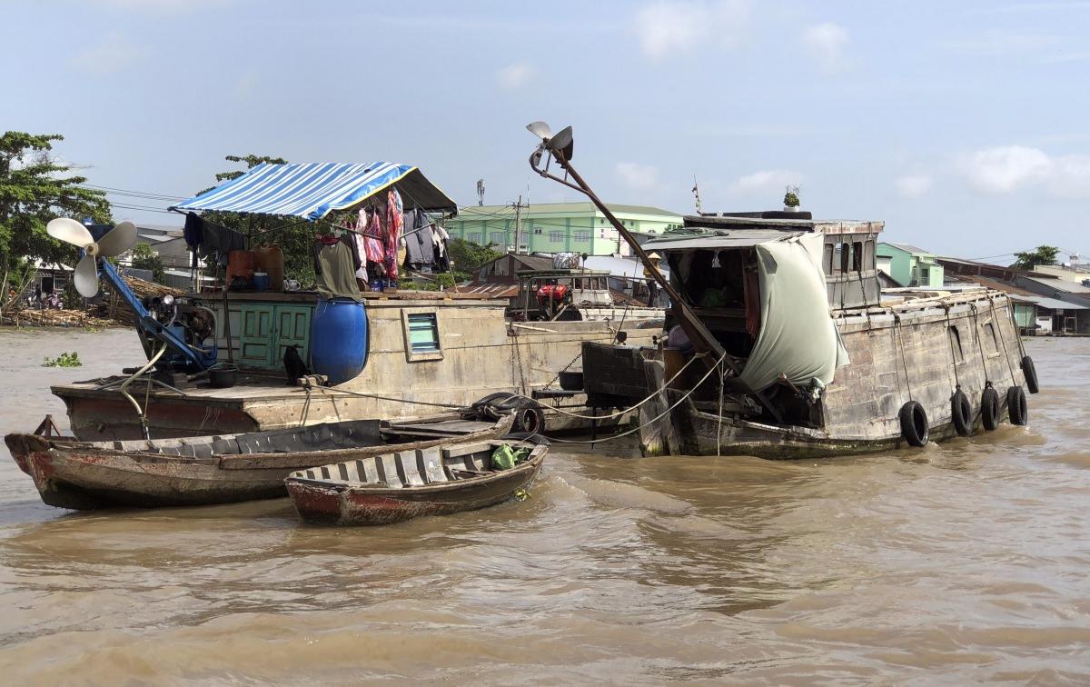 Frontera Camboya-Vietnam