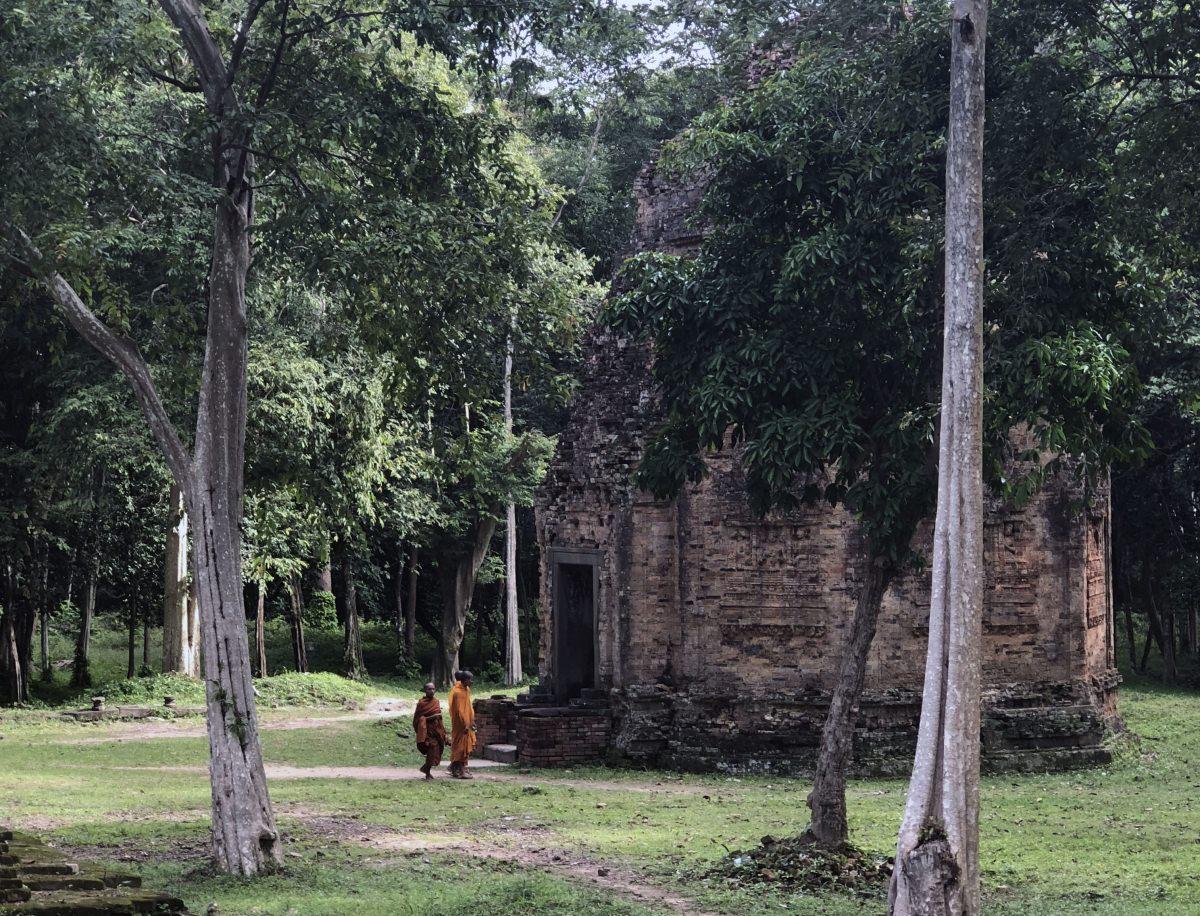 Sambor Prei Kuk (Camboya)