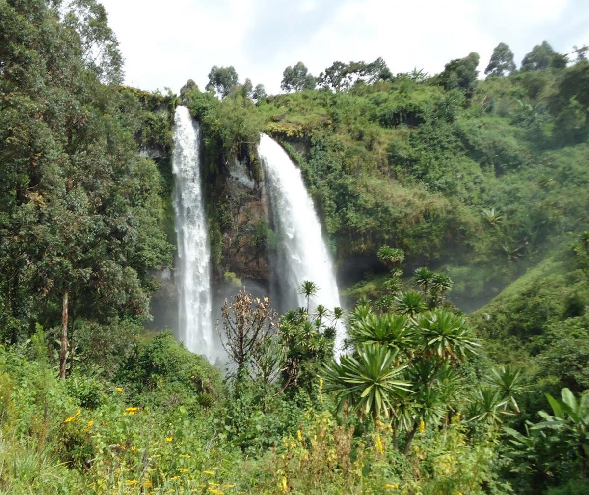 Monte Elgon y cataratas Sipi