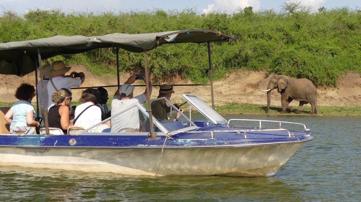 Canal de Kazinga