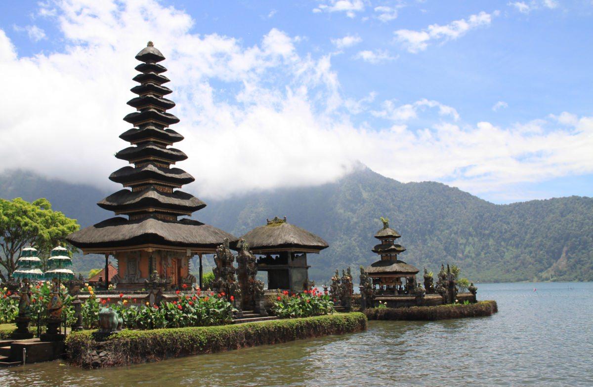 Templos en Bali