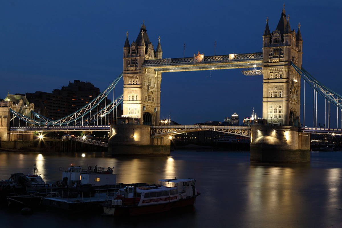 Tower Bridge (puente de la Torre)