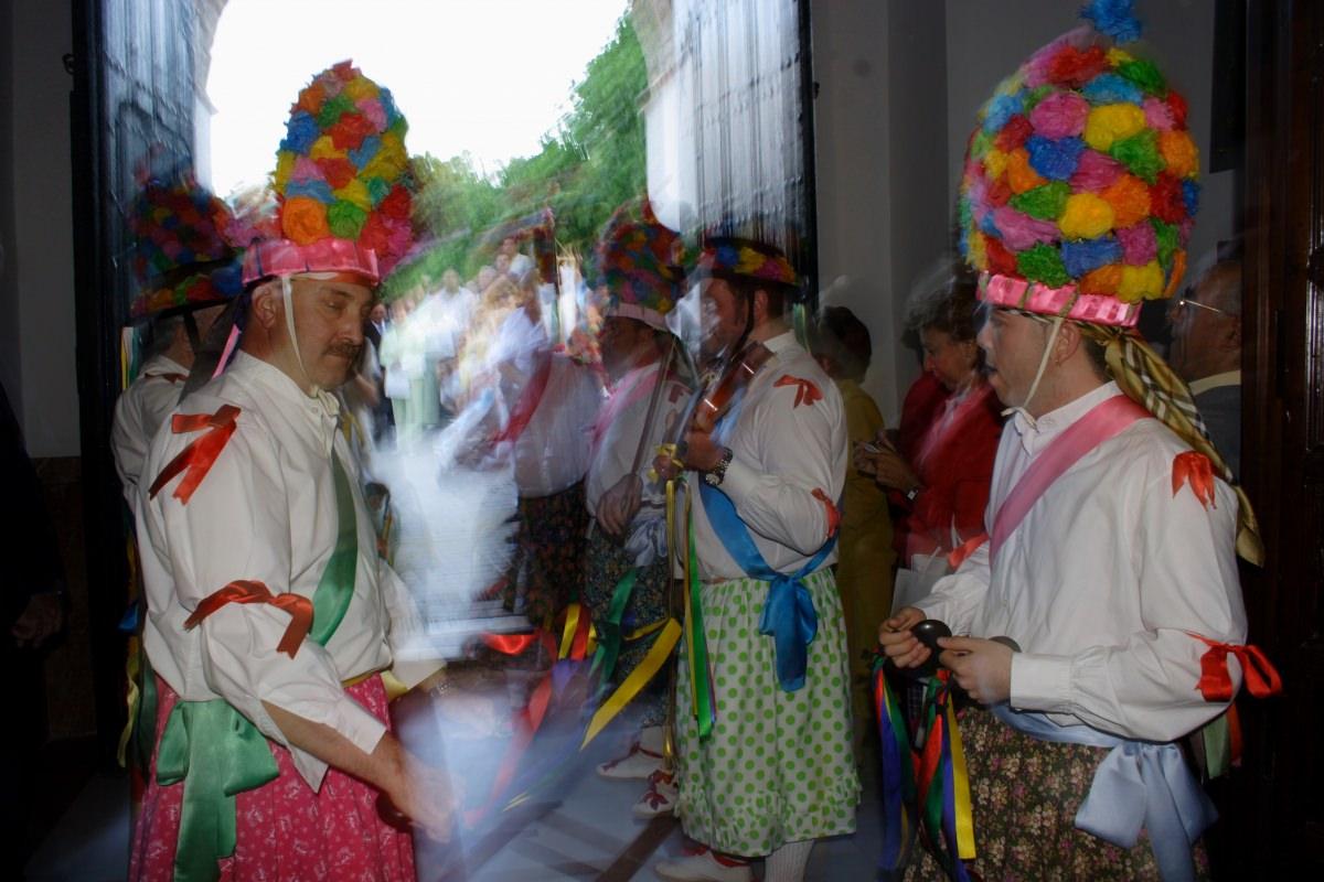 Los danzantes de Fuente-Tójar
