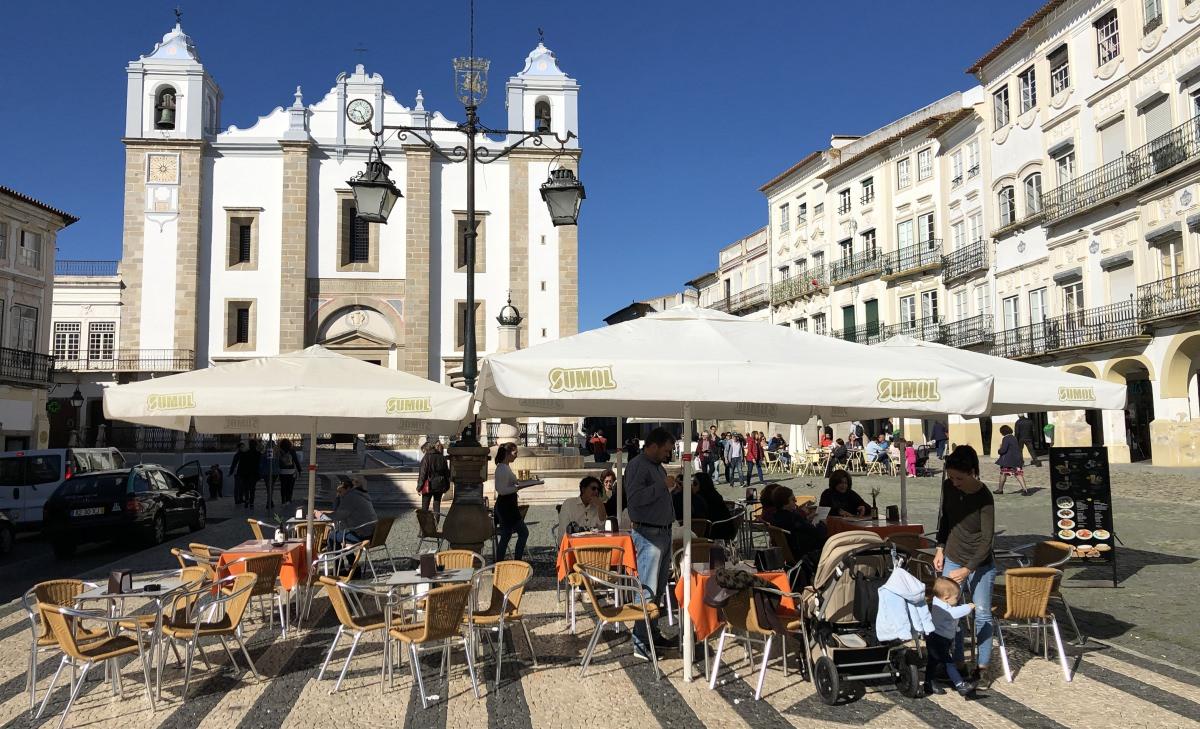 Plaza do Giraldo