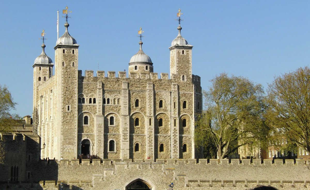 Tower of London (Torre de Londres)