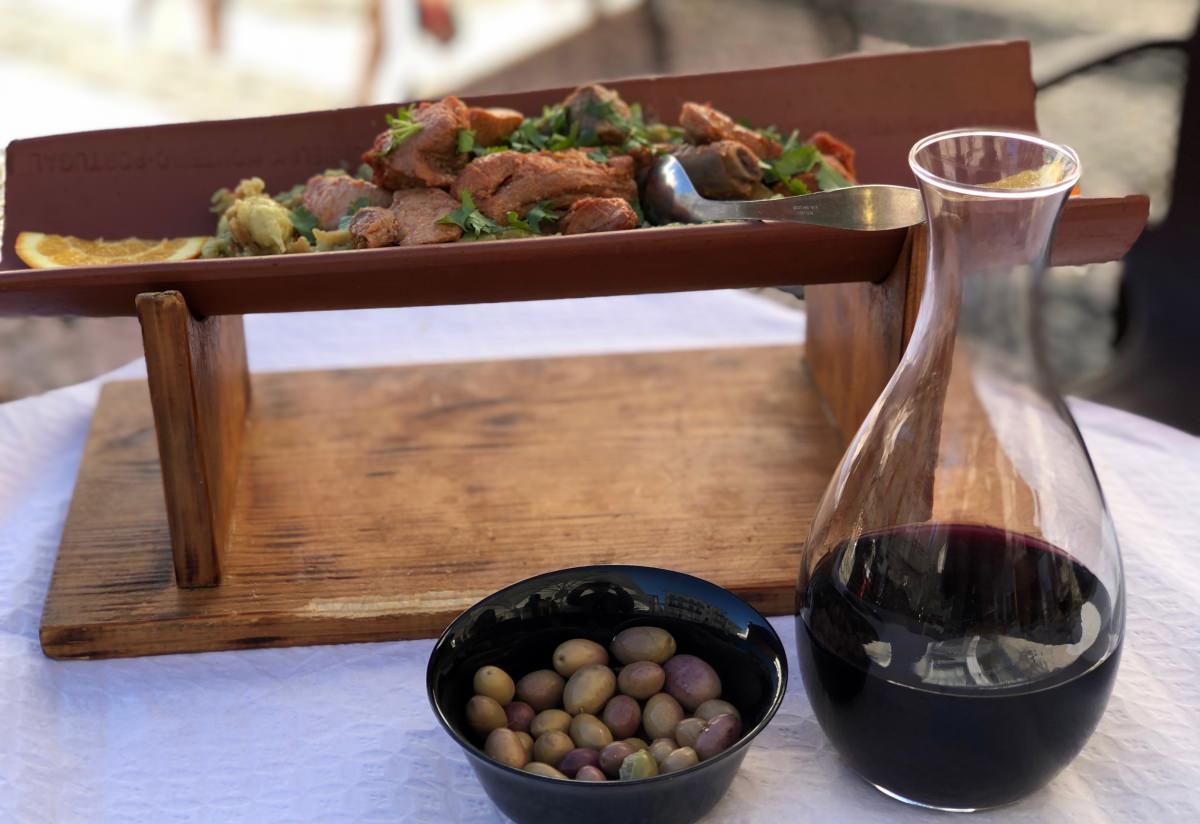 Dónde comer en Évora