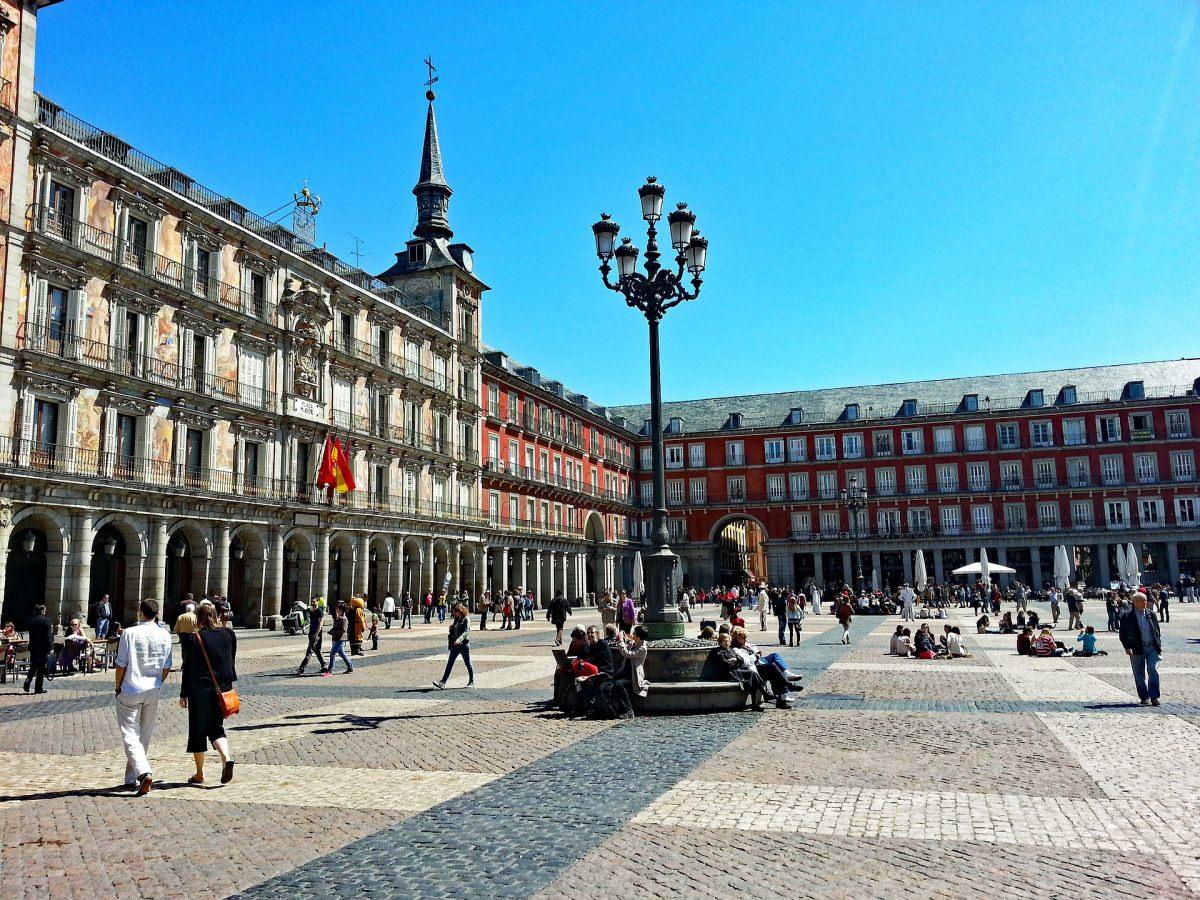 Free tour en español por Madrid