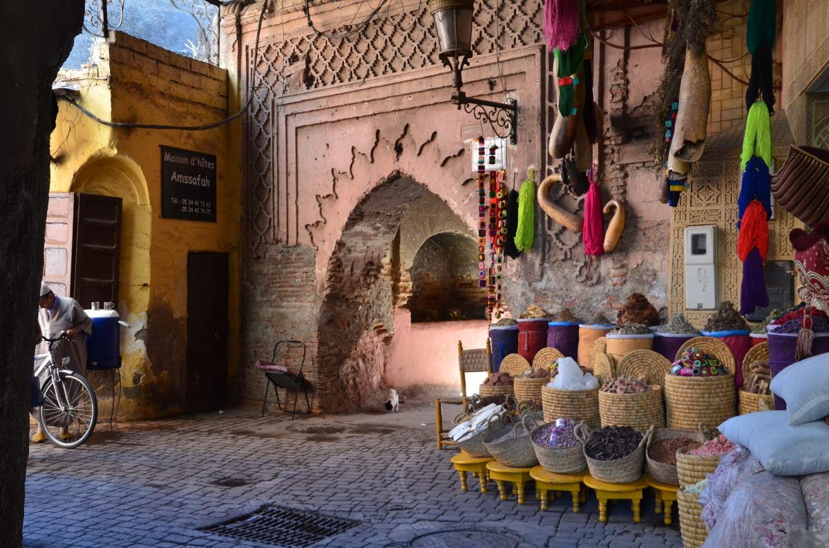 Free tour en español por Marrakech