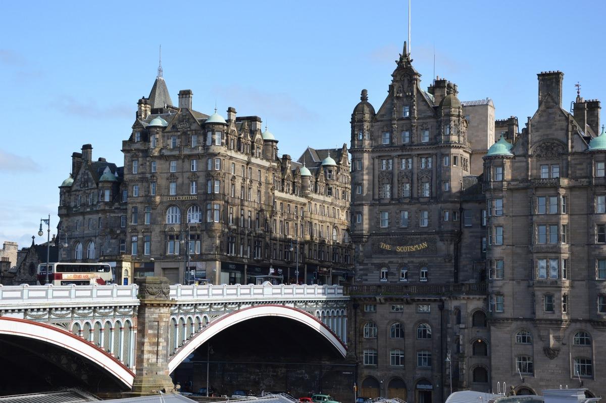 Free tour en español por Edimburgo