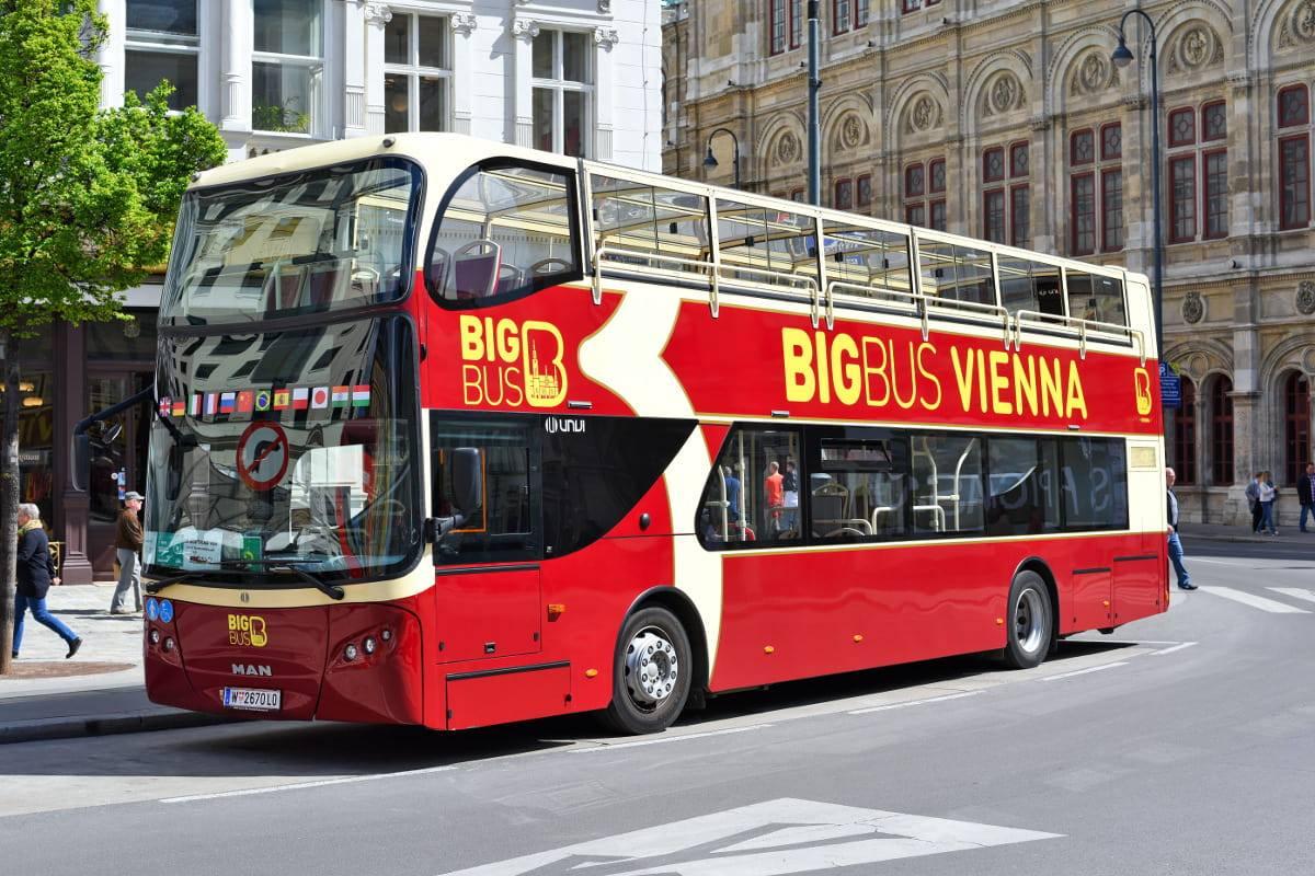 Autobús turístico por Viena