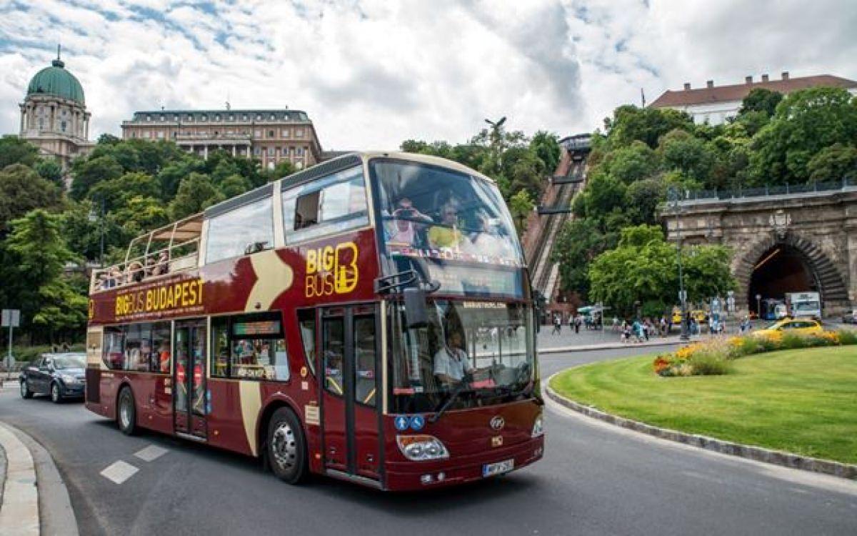 Autobús turístico por Budapest