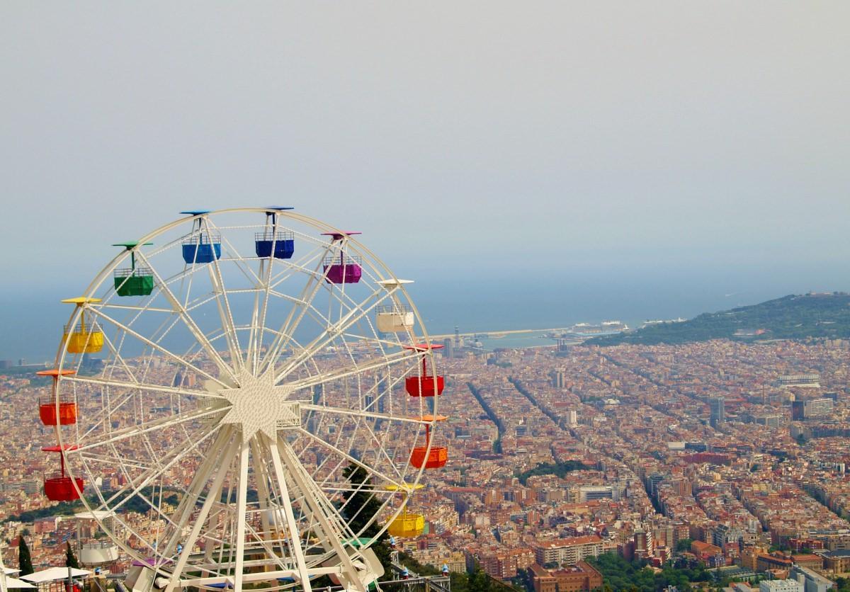 Autobús turístico por Barcelona