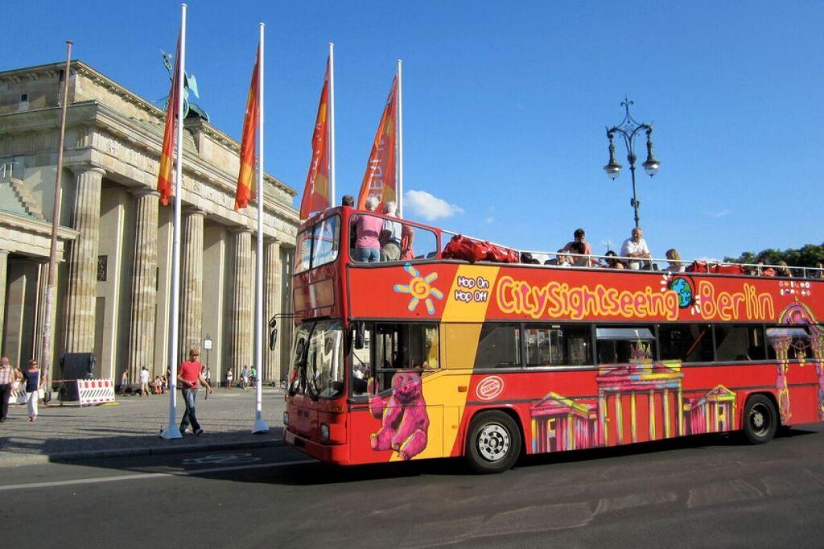 Autobús turístico por Berlín