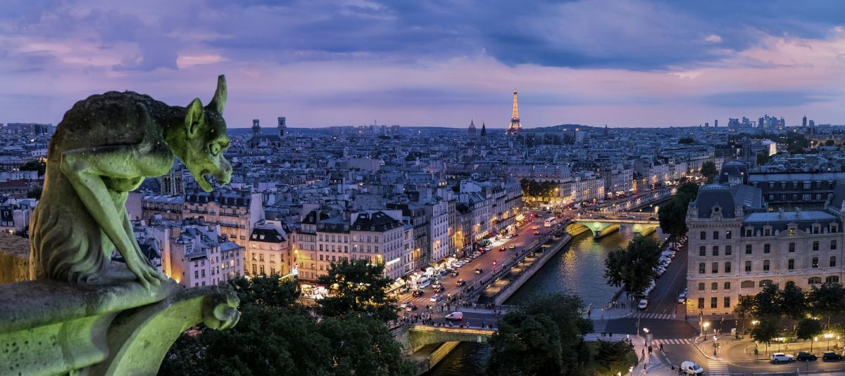Deambular por París