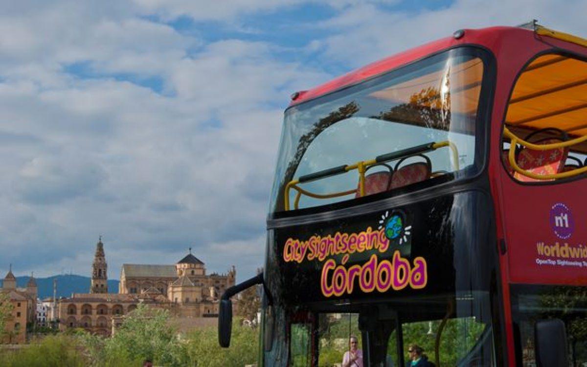 Autobús turístico por Córdoba