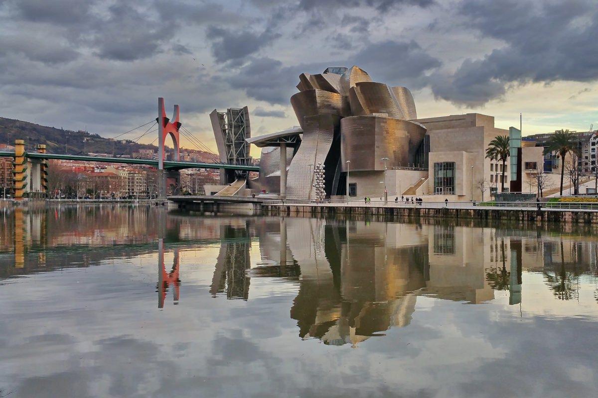 Autobús turístico por Bilbao