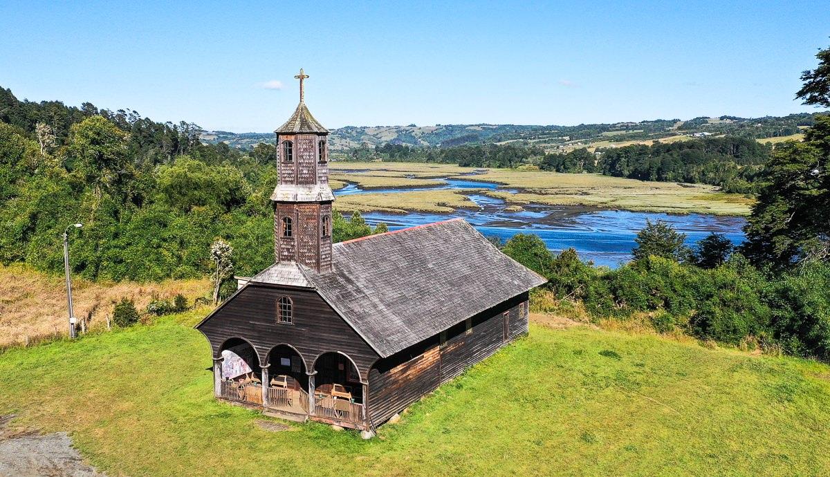 Iglesias de madera de Chiloé