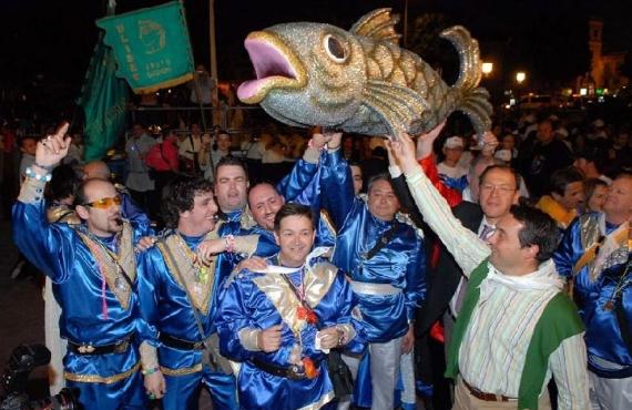 Guía del Entierro de la Sardina de Murcia 2020