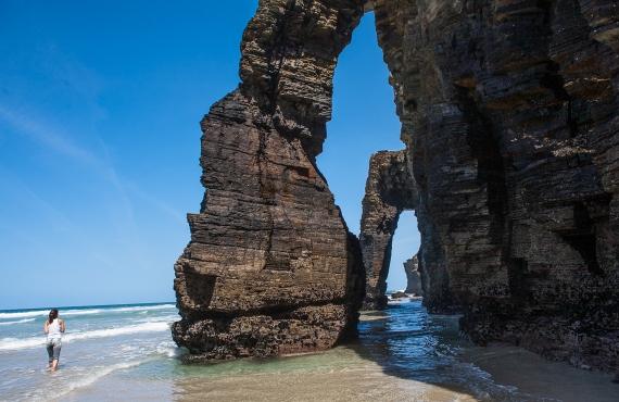 Cómo reservar y llegar a la playa de Las Catedrales (Galicia)