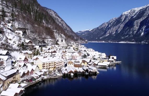 Cómo visitar Austria en tren en 10 días