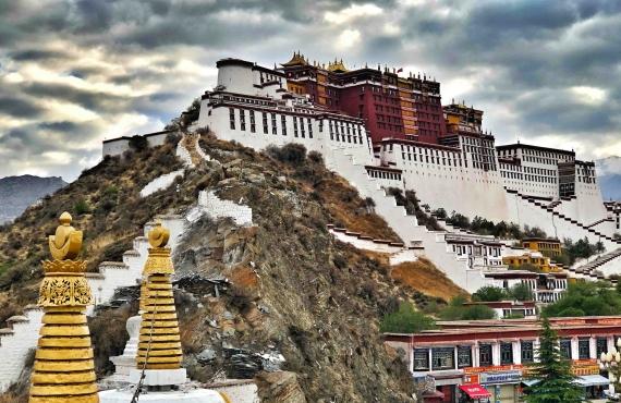 Cómo obtener el visado de entrada a Tíbet