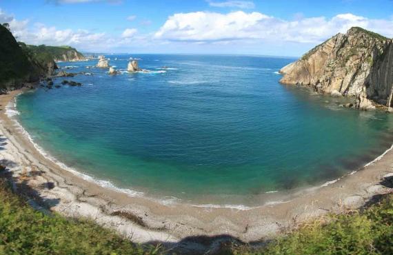 Las 14 mejores playas de Asturias