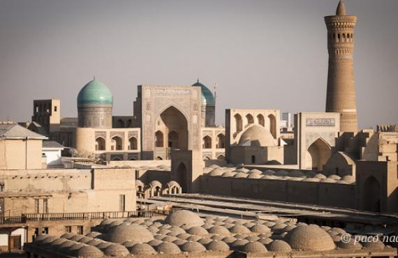 Qué ver en Bukhara (Uzbekistán)