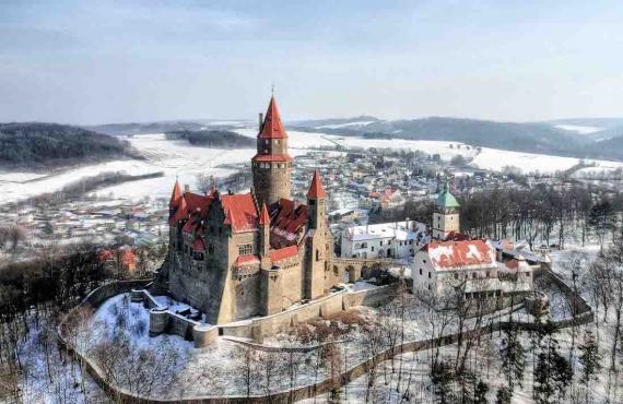 Sitios que ver en Moravia, la región más desconocida de la República Checa